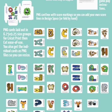 animal-alphabet-card-game-print-then-cut-small