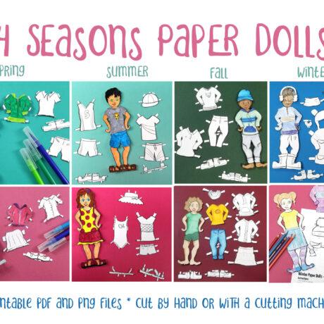 four-seasons-paper-dolls-bundle-preview